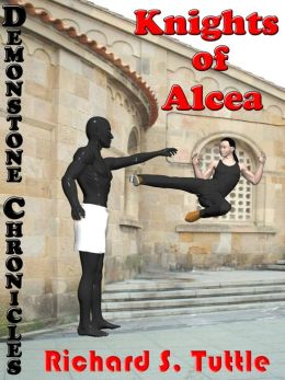 Knights of Alcea (Demonstone Chronicles #1)