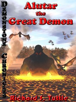 Alutar: the Great Demon (Demonstone Chronicles #7)