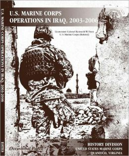 U.S. Marine Operations in Iraq