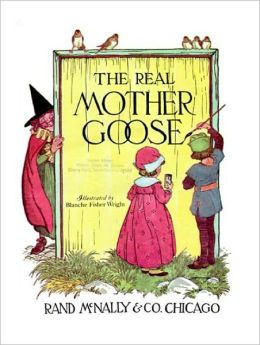 THE REAL MOTHER GOOSE - Nook Edition