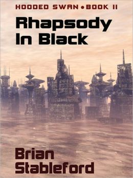 Rhapsody in Black (Hooded Swan, Book 2)