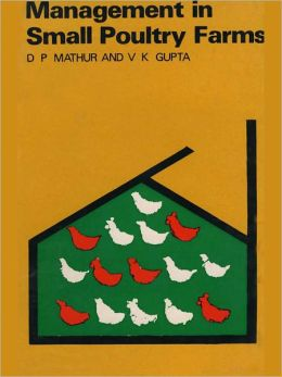 Management In Small Poultry Farms