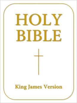 Holy Bible (King James Version) [Optimized for NOOK]