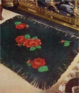 Vintage Unique Crocheted Rug Patterns