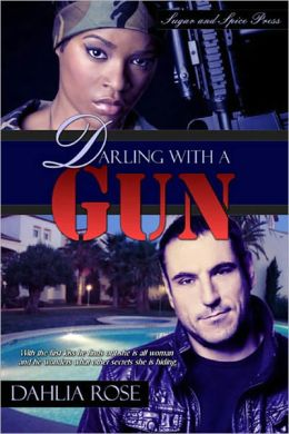 Darling With A Gun [Interracial Military Erotic Romance]