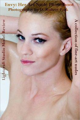Envy: Her Art Nude Photoshoot