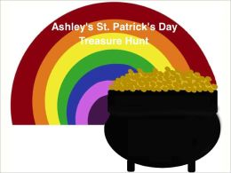 Ashley's St. Patrick's Day Treasure Hunt