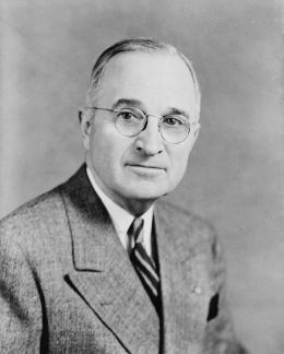 President Harry Truman State of the Unions