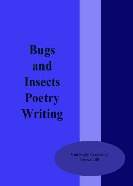 Bugs and Insects Poetry Writing