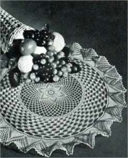 Crocheted Doily Patterns – Doilies to Crochet