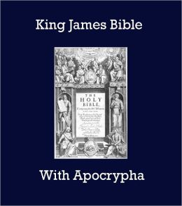 King James Bible with Apocrypha