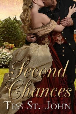 SECOND CHANCES (Historical Romance ~ Chances Are Series ~ Book 1))