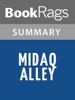 Midaq Alley by Naguib Mahfouz Summary & Study Guide