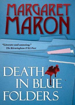 Death in Blue Folders (Sigrid Harald Series #3)