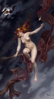 THE WITCH OF PRAGUE A FANTASTIC TALE