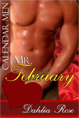 Mr. February [Interracial Erotic Romance]