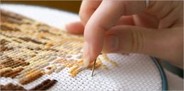 Cross Stitch - A Great Pasttime!