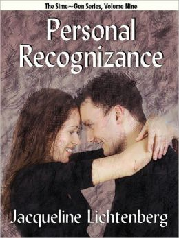 Personal Recognizance (Sime~Gen, Book 9)