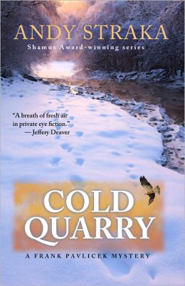 Cold Quarry (Frank Pavlicek Mystery Series, Book 3)