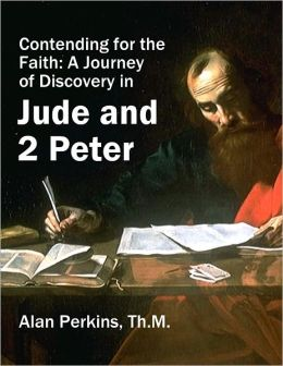 Jude and 2 Peter Bible Study Guide