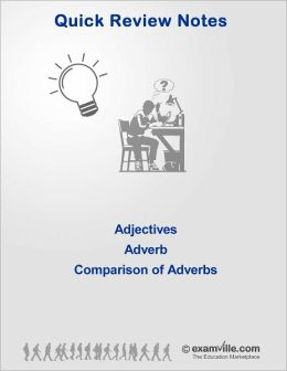 English Grammar - Adjective, Adverb and Comparison
