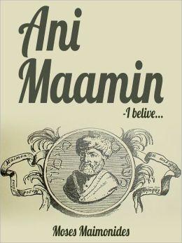 Ani Maamin - I believe…