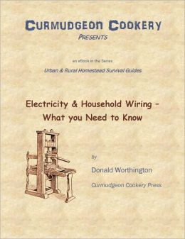 Electricity & Household Wiring - What You Need to Know