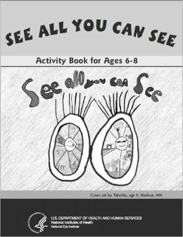 See All You Can See: Activity Book for Ages 6 to 8