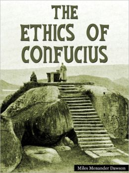 The Ethics Of Confucius
