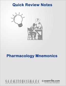 Pharmacology Review: Easy to Remember Mnemonics