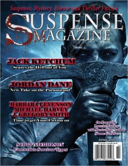 Suspense Magazine April 2011