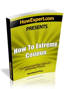 How To Extreme Coupon - Your Step-By-Step Guide To Extreming Coupon