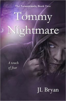 Tommy Nightmare (Jenny Pox Series #2)