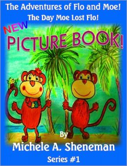 Monkey Adventures with Flo and Moe! Illustrated and Interactive!