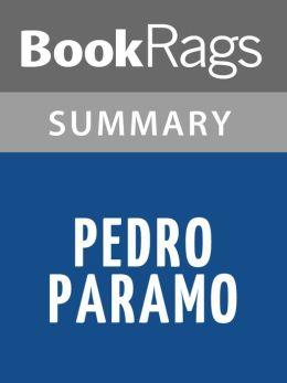 Pedro Paramo by Juan Rulfo l Summary & Study Guide