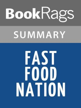 essay questions on fast food nation Fast food nation essay topics & writing assignments eric schlosser this set of lesson plans consists of approximately 114 pages of tests, essay questions, lessons, and other teaching materials.
