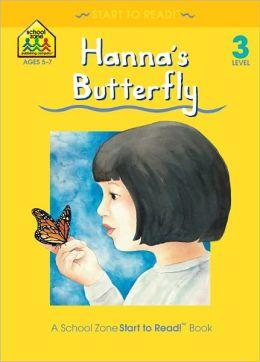 Hanna's Butterfly - Level 3