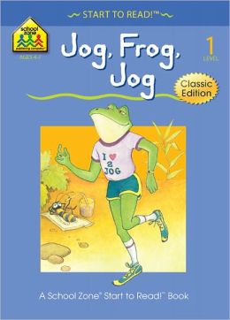 Jog, Frog, Jog Classic - Level 1