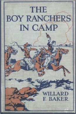 The Boy Ranchers in Camp