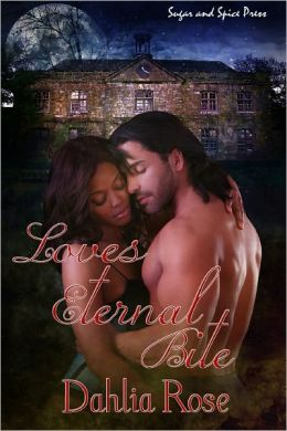 Love's Eternal Bite [Interracial Erotic Vampire Romance]