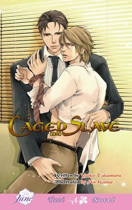Caged Slave (Yaoi Novel)
