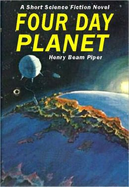 Four-Day Planet: A Short Science Fiction Novel