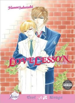 Love Lesson (Yaoi Manga) - Nook Color Edition