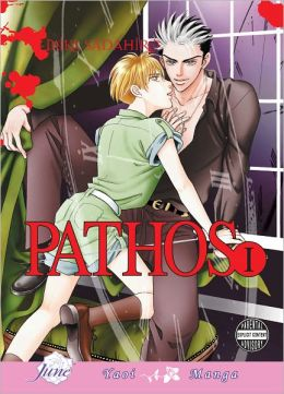 Pathos Vol. 1 (Yaoi Manga) - Nook Edition