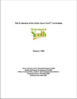 Report on the Evaluation of the Media-Smart Youth Curriculum