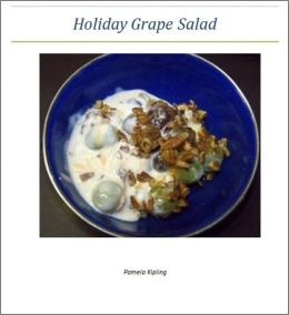 Holiday Grape Salad - An Illustrated Guide