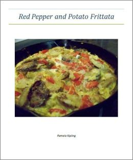 Red Pepper and Potato Frittata - An Ilustrated Guide