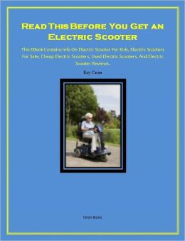 Read This Before You Get an Electric Scooter