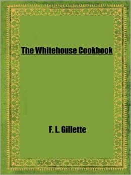 Whitehouse Cookbook