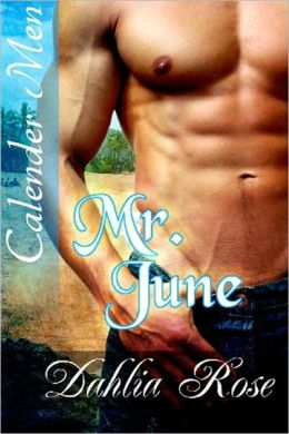 Mr. June [Interracial Erotic Romance]